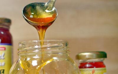 Miel natural para el autocuidado